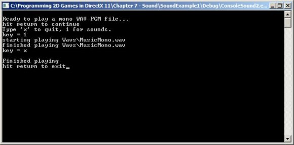 ConsoleSound2