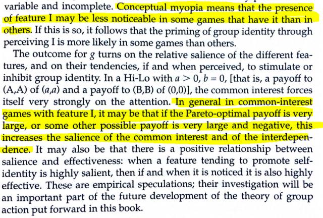 Conceptual Myopia